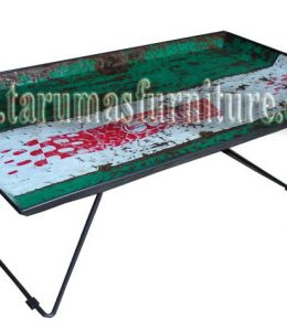 Coffe table mortal big 121l x 65d x 41H