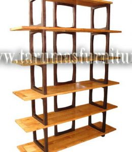 Display rack Almighty 150l x 37d x 195h