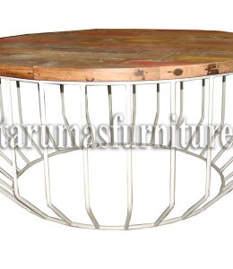 Round Coffe Table 94l x 94d x 39h